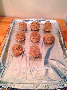 Breaded Italian Meatballs Recipe