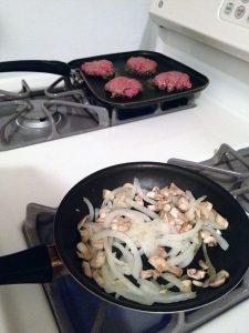 Bunless Cheeseburger Recipe