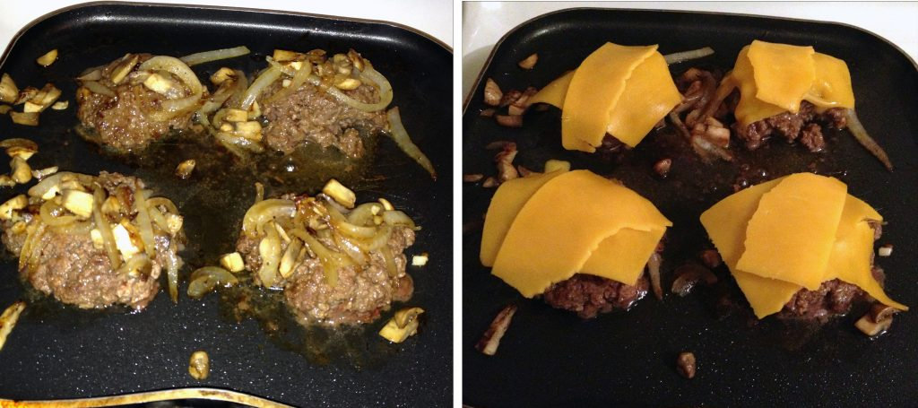 Bunless Cheeseburger Recipe