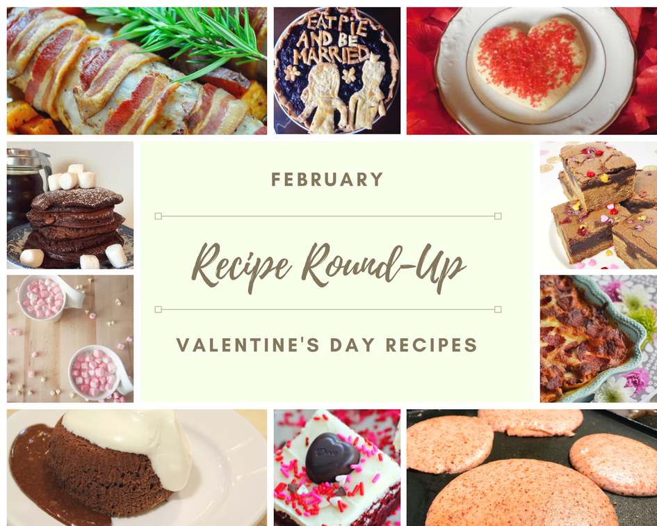 recipe roundup feburary 2018