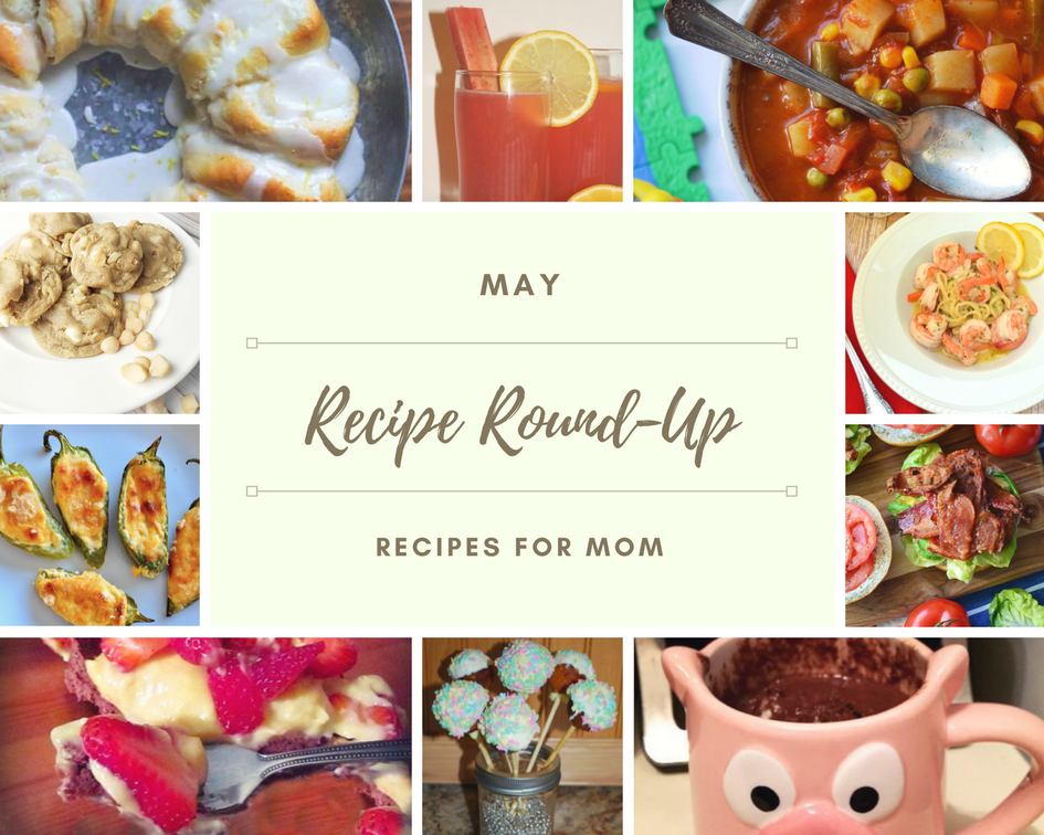may 2018 recipe roundup