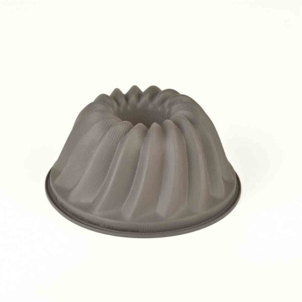 silicone spiral bundt cake mold