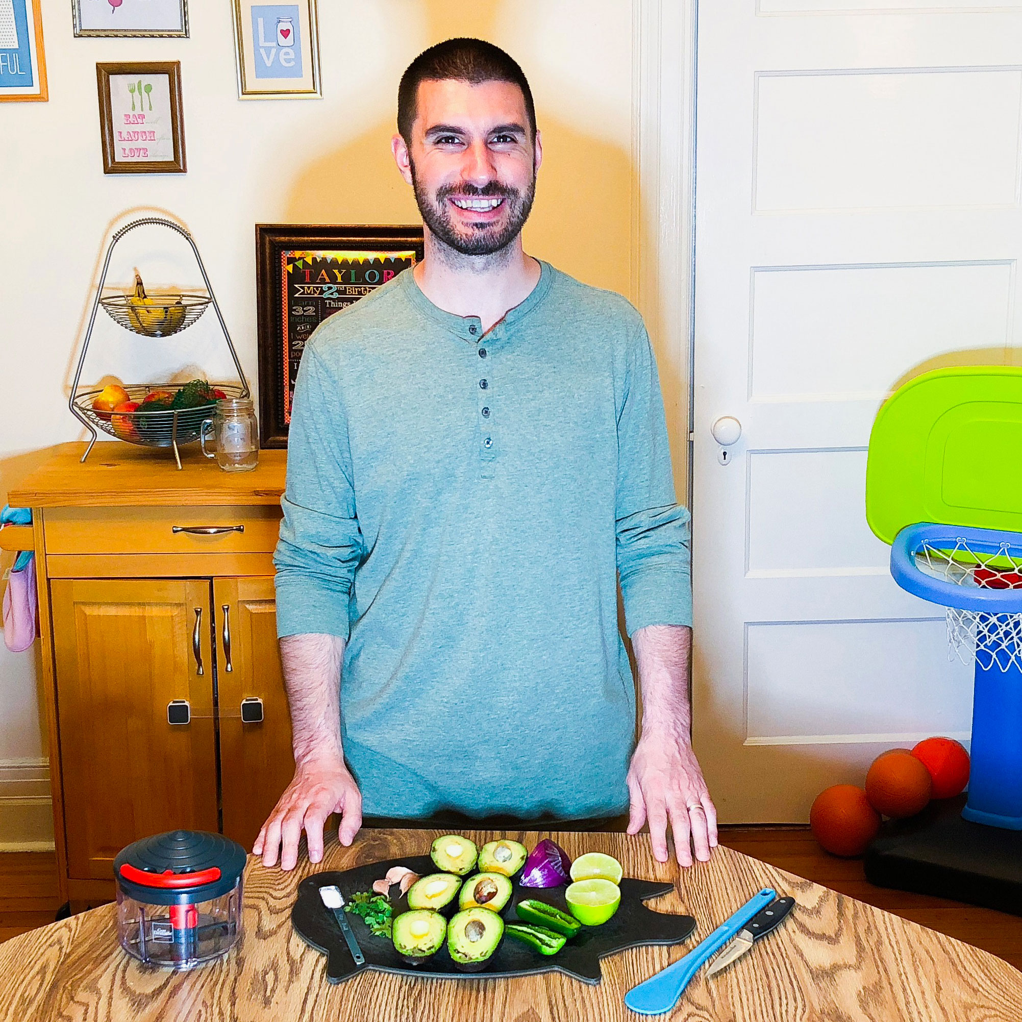 Homepage - Easy Guy Cooking