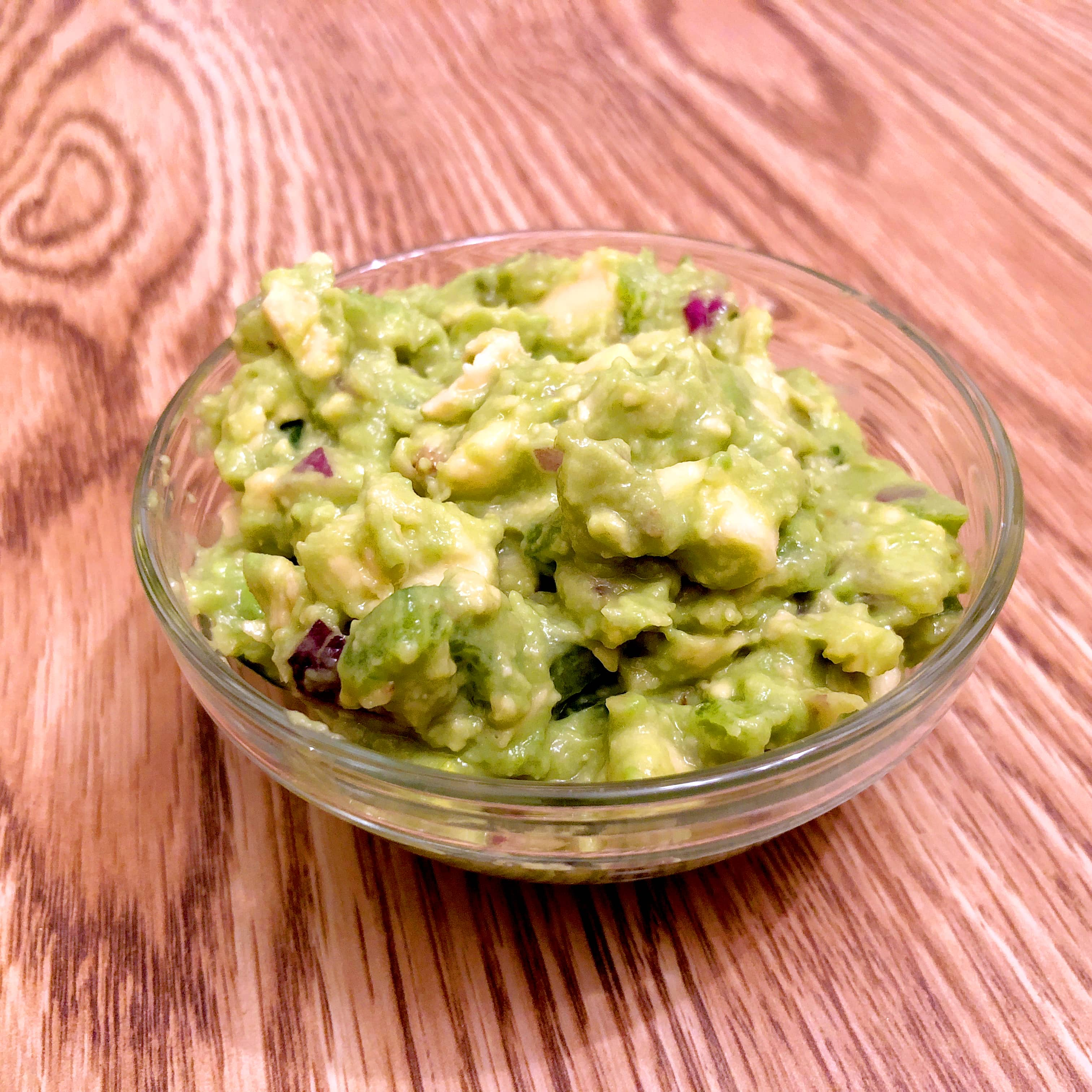 Easy Guacamole Recipe In Bowl